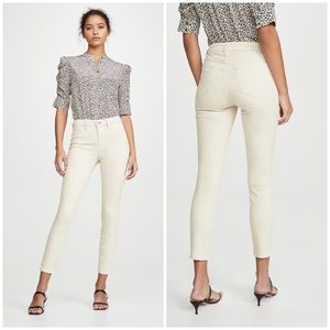 NWT L'agence Margot High Rise Skinny Jean